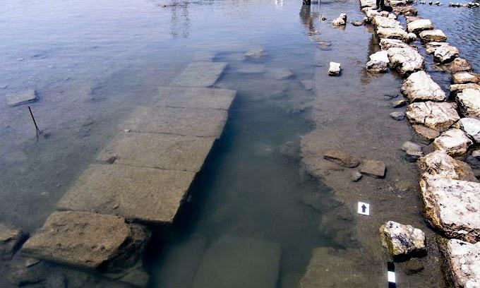 Προς μεγάλη αρχαιολογική ανακάλυψη στη Σαλαμίνα - Βρέθηκε κτήριο που αναφέρει ο Παυσανίας;