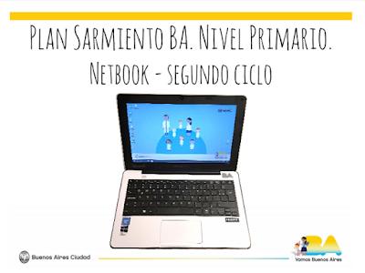 Plan Sarmiento - Netbook - Segundo ciclo