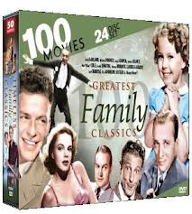 DVD Review - 100 Greatest Family Classics