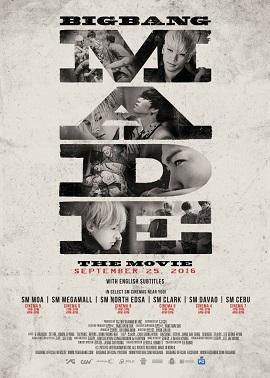 Xem Phim Big Bang Made The Movie -