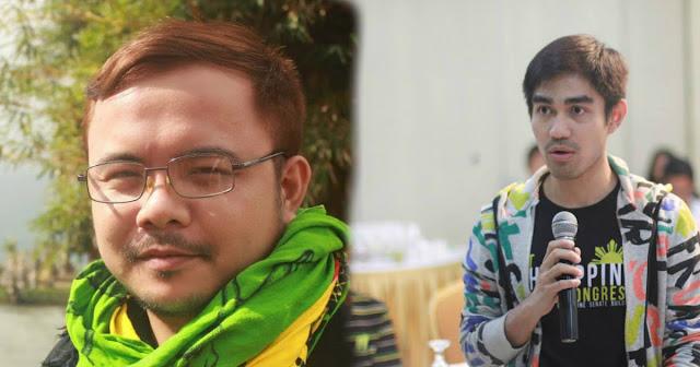 """Atty.Jesus Falcis hinamon si RJ Nieto a.k.a """"Thinking Pinoy"""" sa isang Debate"""