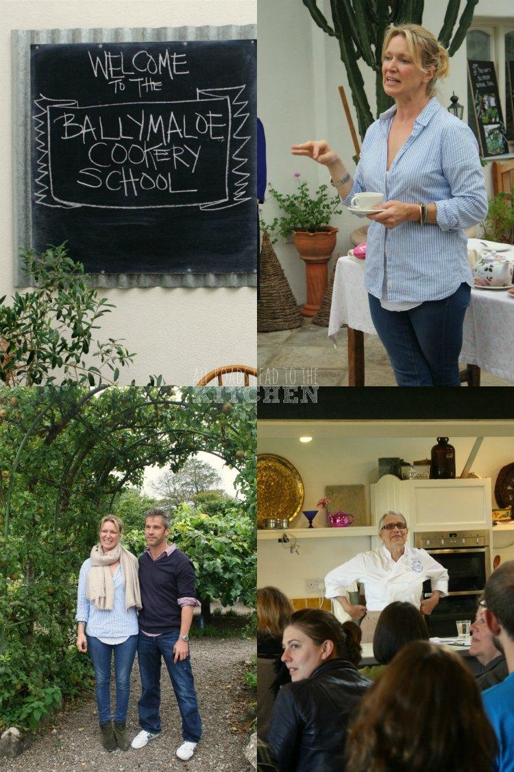 Ballymaloe Cookery School, Rachel Allen, Darina Allen, Rachel and Isaac Allen