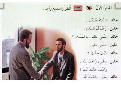 Percakapan Bahasa Arab Perkenalan
