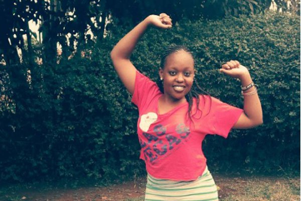 Photos Of The 21 Year Old Woman Killed With Chris Musando Carol Ngumbu
