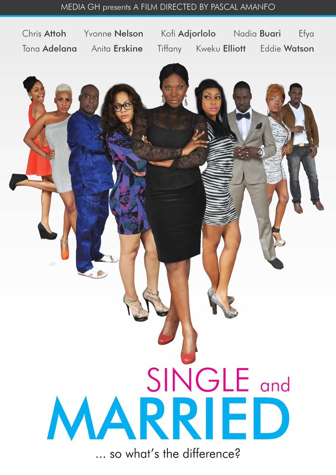 Single and Married (Trailer) - MoviesInGhana : Ghana