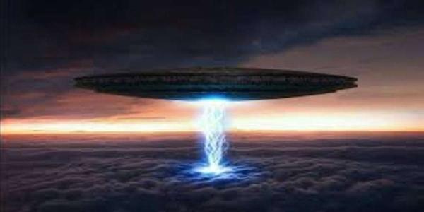Ιπτάμενα αντικείμενα πριν από 12 χιλιάδες χρόνια