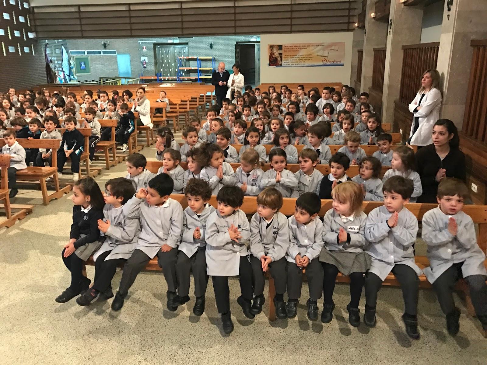 Agustinas Valladolid - 2017 - Infantil - Cuaresma 2