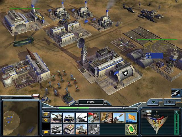 لعبة الجنرال زيرو اور الأصلية أخر اصدار للكمبيوتر