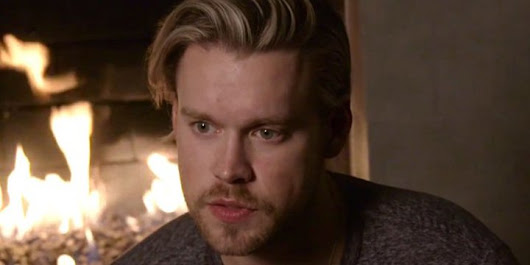 Glee Fans Live: Chord Overstreet Says 'a Pretty Tumultuous Relationship' Inspired New Single 'Hold On'
