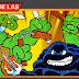 Las aventuras de las tortugas ninjas Colección completa