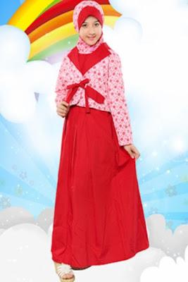 Baju Gamis Anak Umur 12 Tahun Perempuan