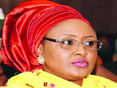 Buhari's wife sues Fayose