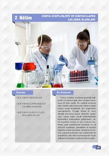 9. Sınıf Kimya Ders Kitabı Cevapları Sonuç Yayınları Sayfa 21