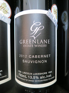 GreenLane Cabernet Sauvignon 2012 (89 pts)