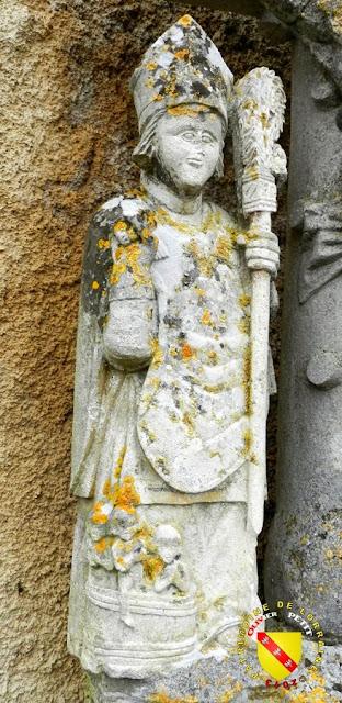 Saint-Nicolas (XVIIIe siècle) - Calvaire de Sepvigny (55)