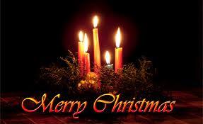 lilin+natal Perayaan Natal Parsadaan Toga Siregar Se Kota Padangsidimpuan Khidmat