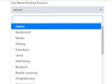 Membuat Pencarian Dalam Select Dengan Bootstrap Select