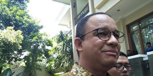 Disebut langgar UU, Anies klaim penataan Tanah Abang sesuai aturan