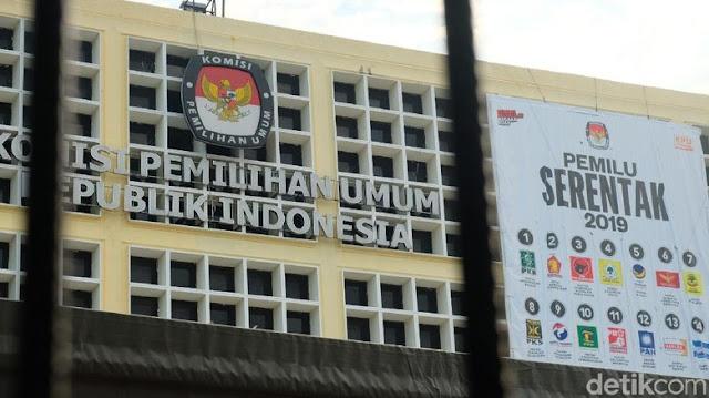 Real Count KPU Pagi Ini 71 Persen, Suara Prabowo Semakin Tertinggal
