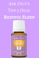 Top 5 essential oils for natural sleep assistance lavender | Hot Pink Crunch