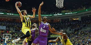 Fenerbahçe Doğuş - Real Madrid Canli Maç İzle 28 Aralik 2017