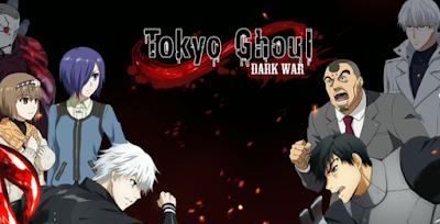 Permalink ke Tokyo Ghoul Dark War apk