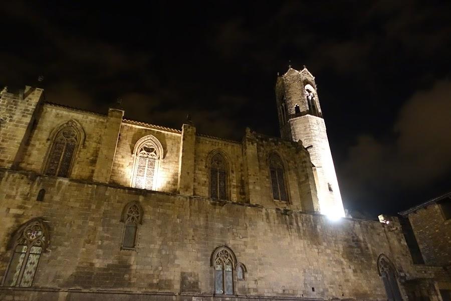 旧サンタ・アガタ教会(Santa Ágata Chapel)