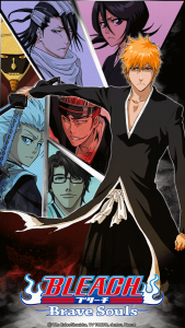 BLEACH Brave Souls Android apk