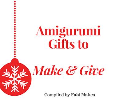 amigurumi gifts