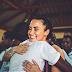 Celebrity musician Demi Lovato having a blast in Kenya!