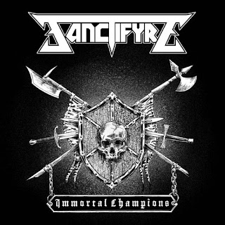 "Sanctifyre - ""Immortal Champions"" (ep)"