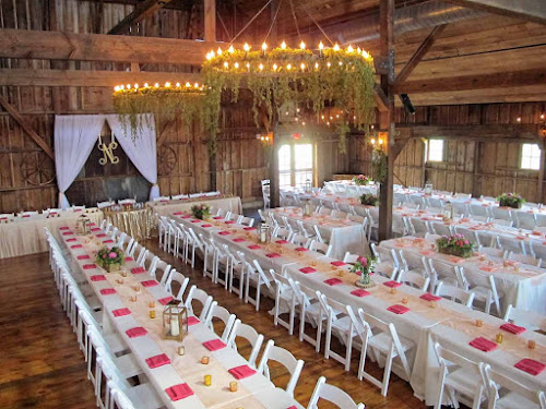 Get The Look Spring Barn Wedding