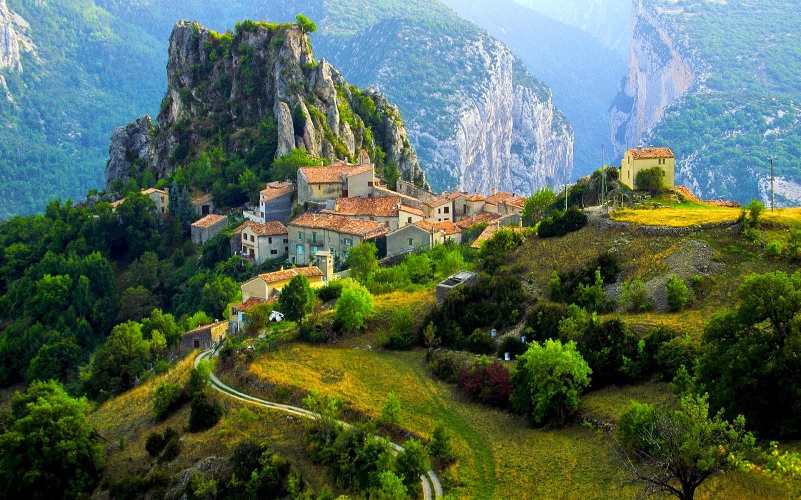羊羊的網誌: 美麗的阿爾卑斯山