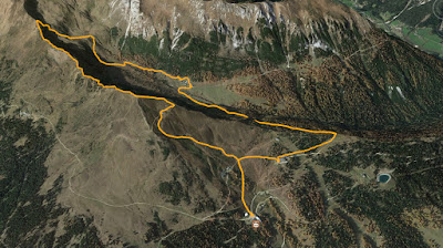 GPS Rosskopf Monte Cavallo