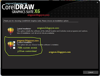 Download Corel Draw X5/ X6