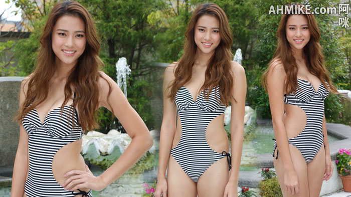 bce29273b6 The 10 finalists for Miss Hong Kong pageant were shooting on location in  Fukuoka