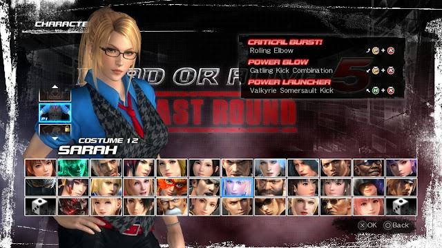 รีวิวเกม PC Dead or Alive 5 last round