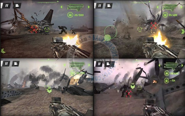 Download Game Edge Of tomorrow Apk data v1.0.3 Full