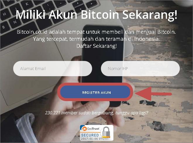 modal bisnis bitcoin