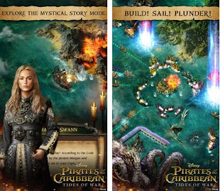 New Games Pirates of the Caribbean Tow Full fitur Unlock All Version