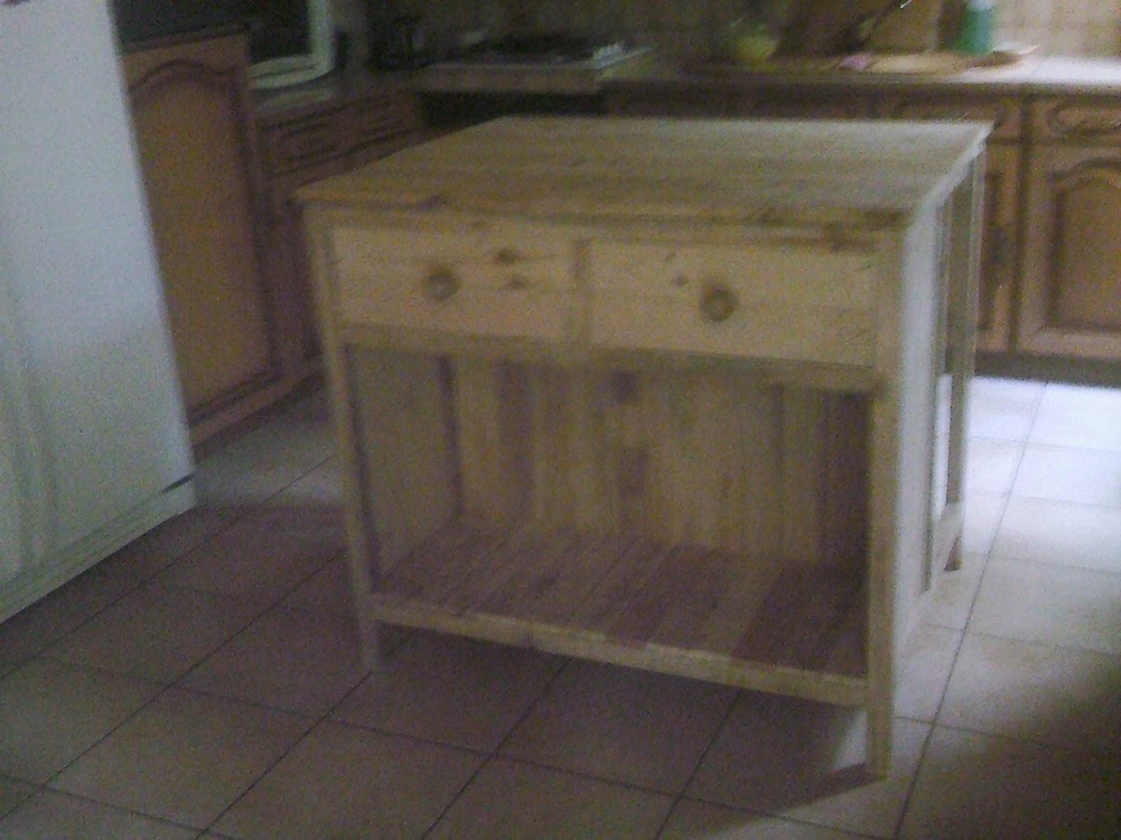 Fabrication de meuble en bois avec des palette en bois - Fabrication de meuble en bois ...