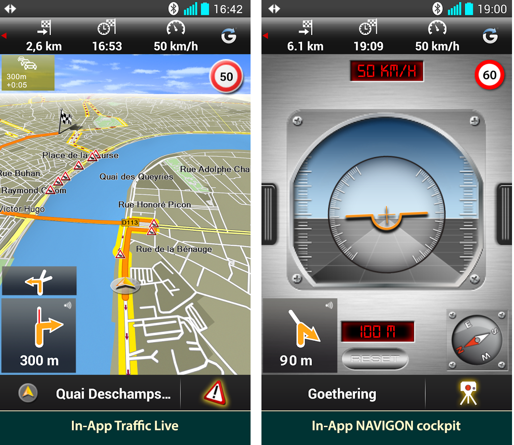 Tomtom android 1 4 apk europe Map