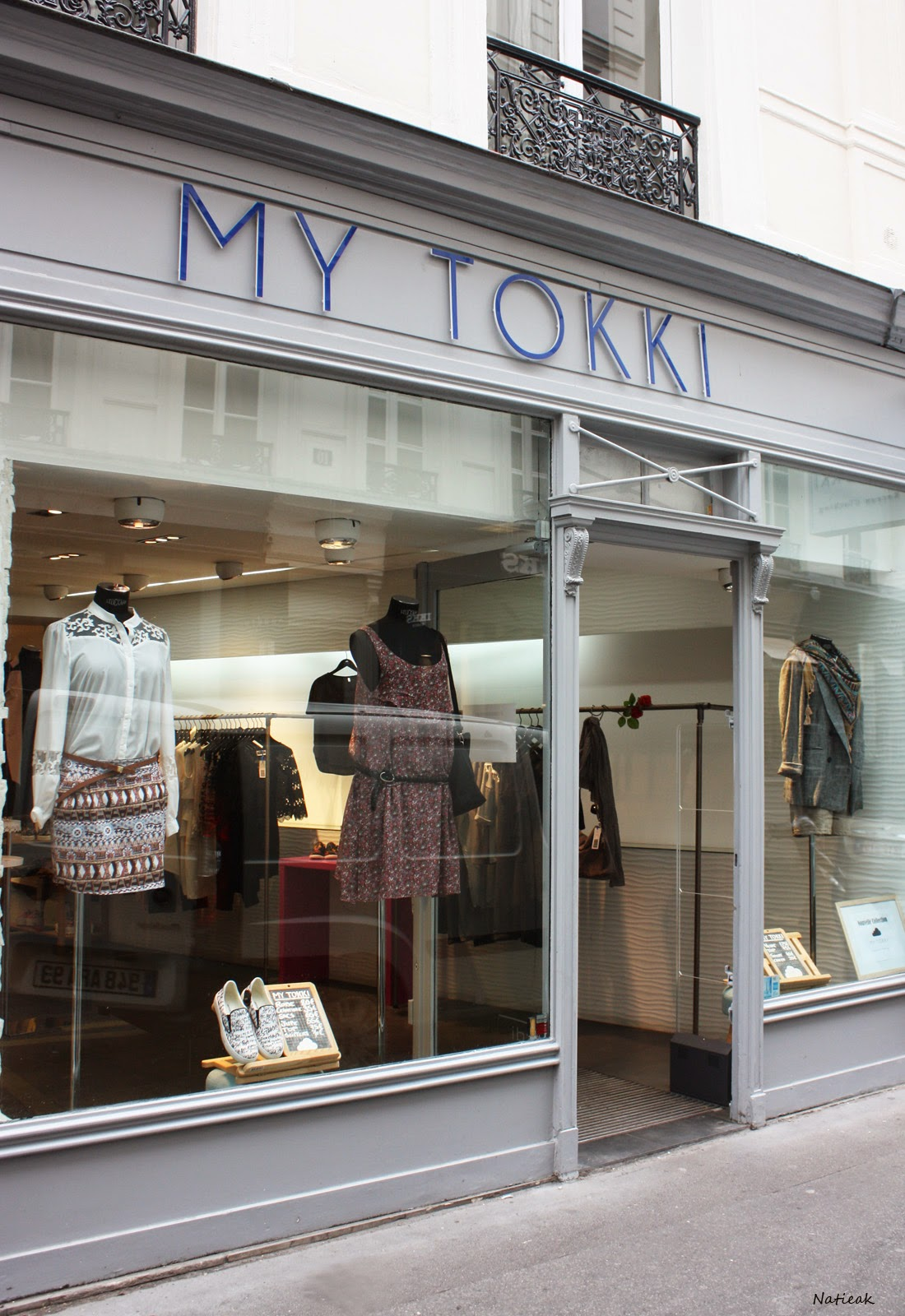 My Tokki, la mode coréenne à Paris
