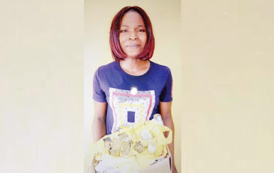Lady Caught Smuggling Indian Hemp Into Kuje Prisons In Abuja