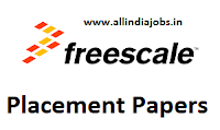 Freescale Placement Papers