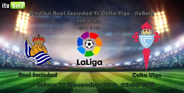 Prediksi Real Sociedad Vs Celta Vigo - ituBola
