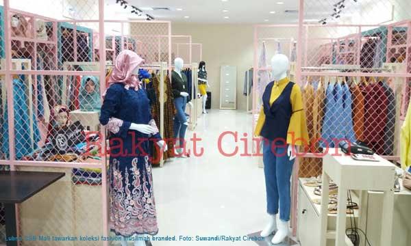 csb mall tawarkan gerai fashion muslimah