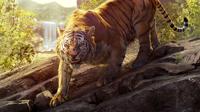 Shere Khan, The Jungle Book
