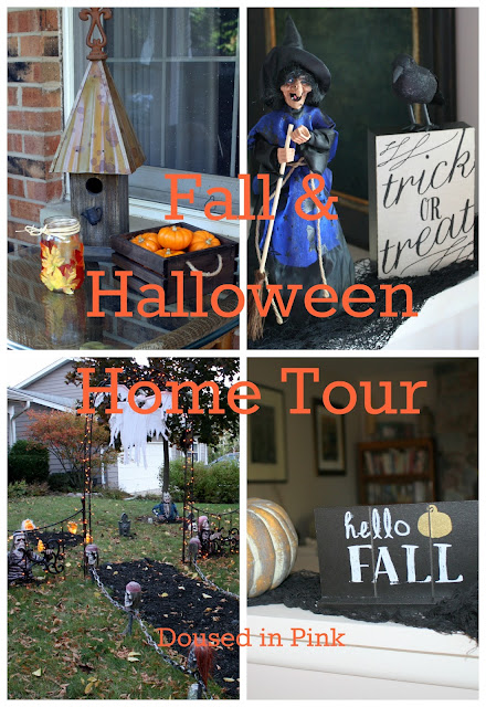 You need to read this post if you are looking for fall home decor ideas!