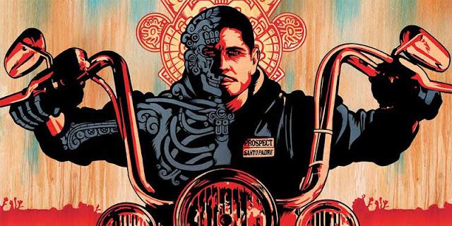 'Mayans MC', el esperadísimo spin-off de 'Sons of Anarchy', ya tiene tráiler